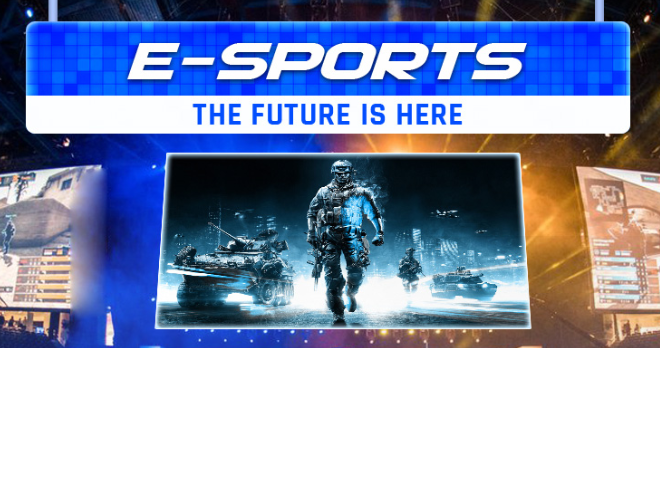 Esports Classroom of the Future or Now?